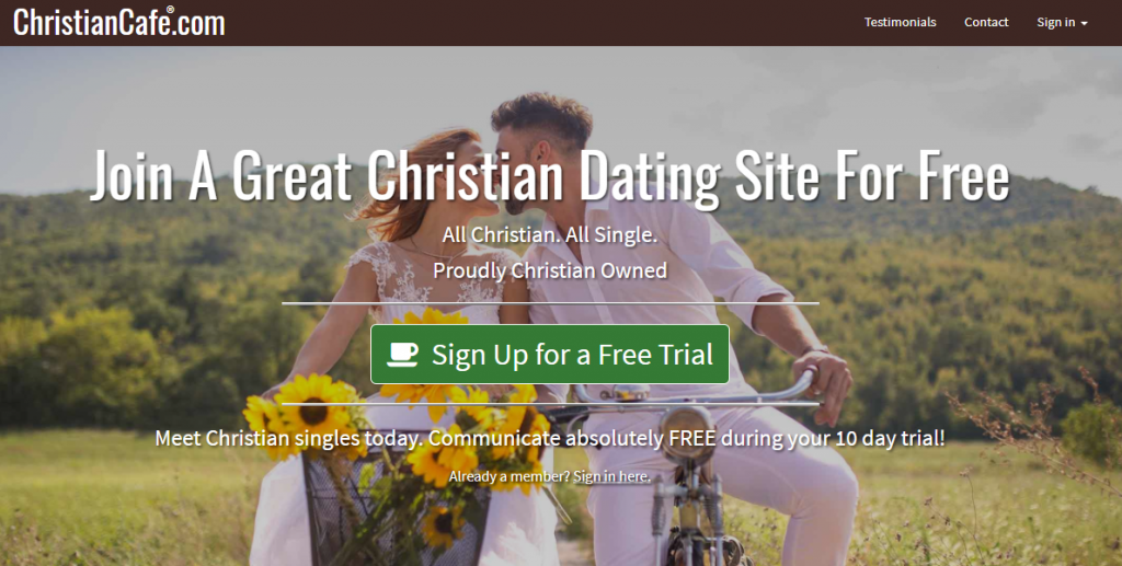 christiancafe dating for christian